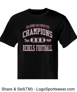 2014 FXA Summer Champtionship T-Shirt Design Zoom