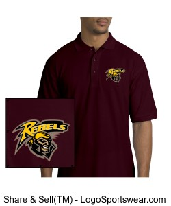 Rebels Polo Design Zoom